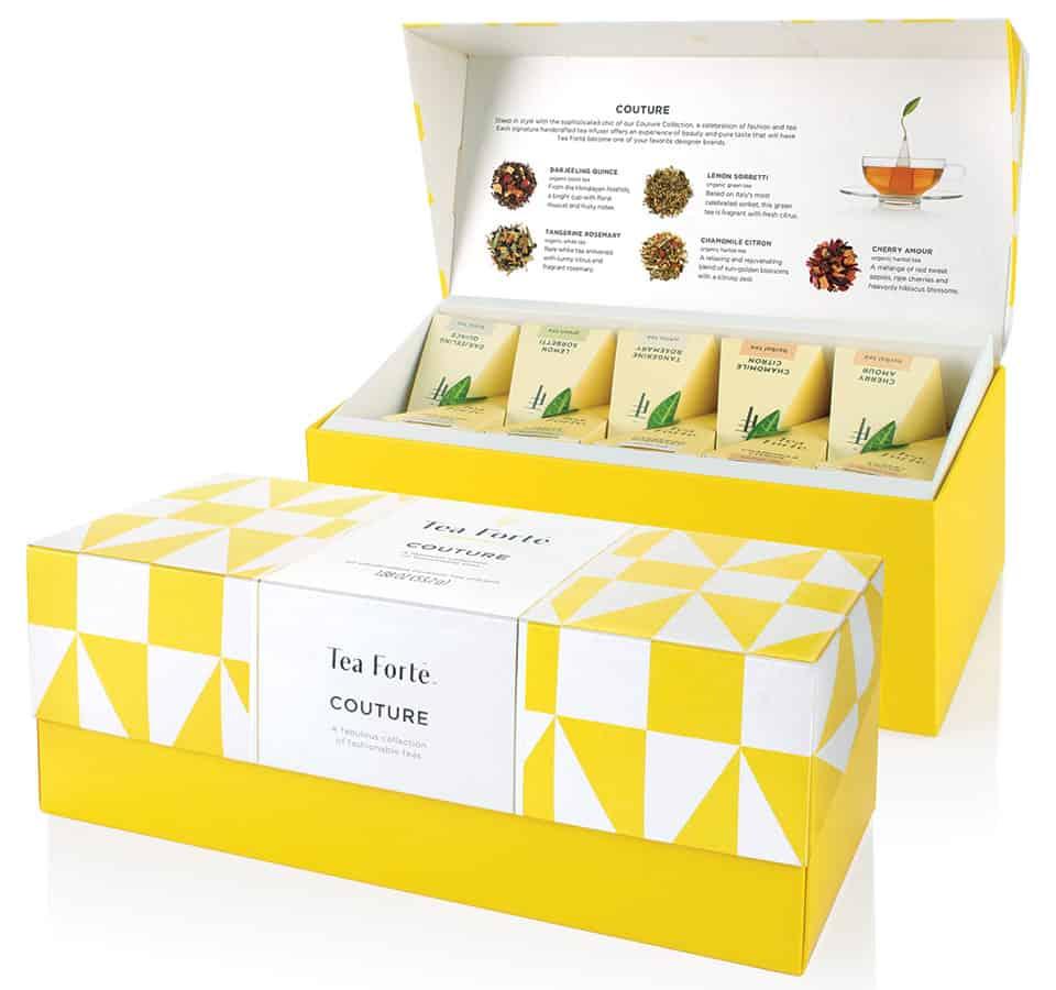 Caja Tea Forté