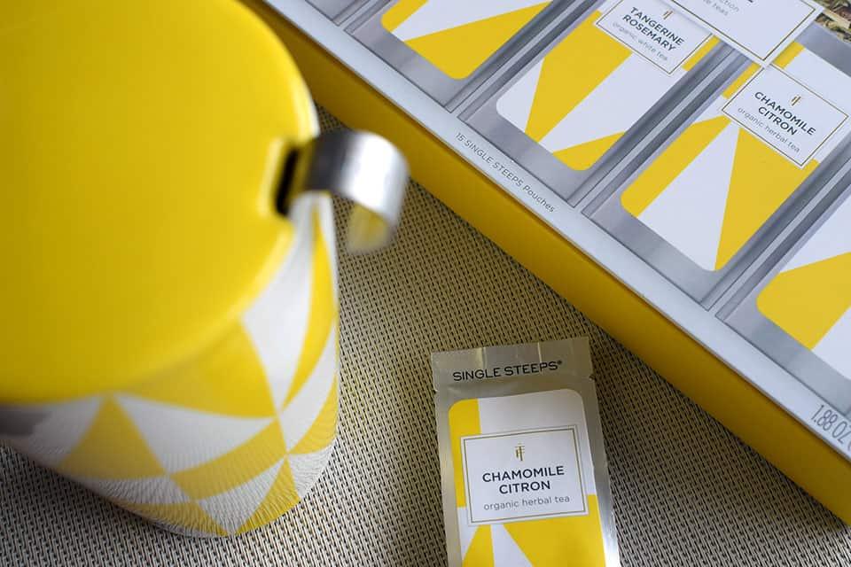 Tea Forté foto de producto