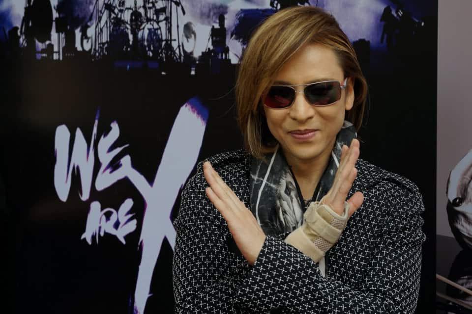 Yoshiki de X Japan