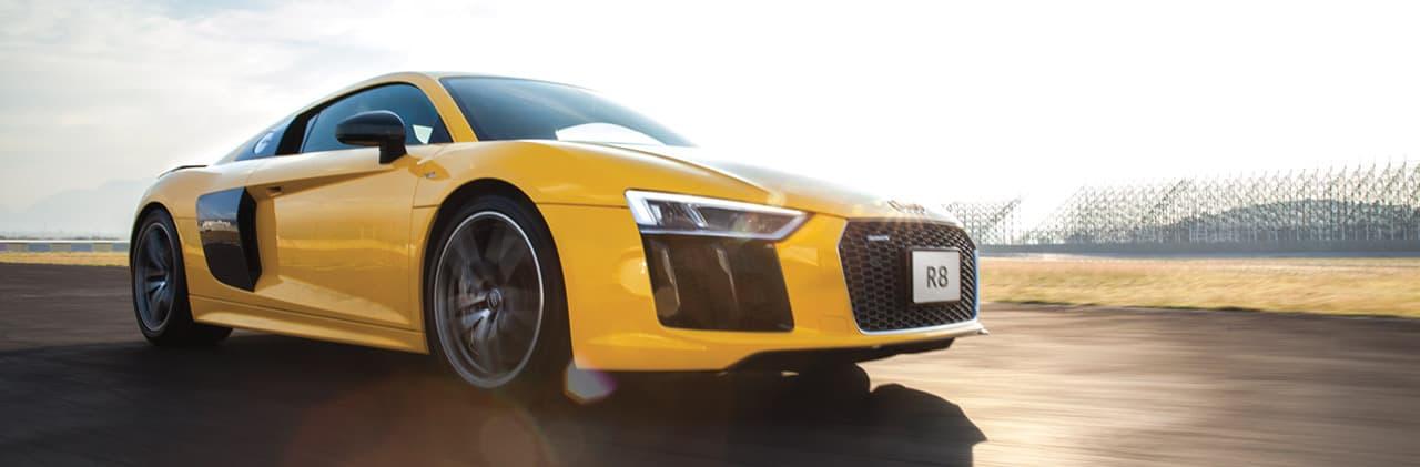 Portada Audi R8