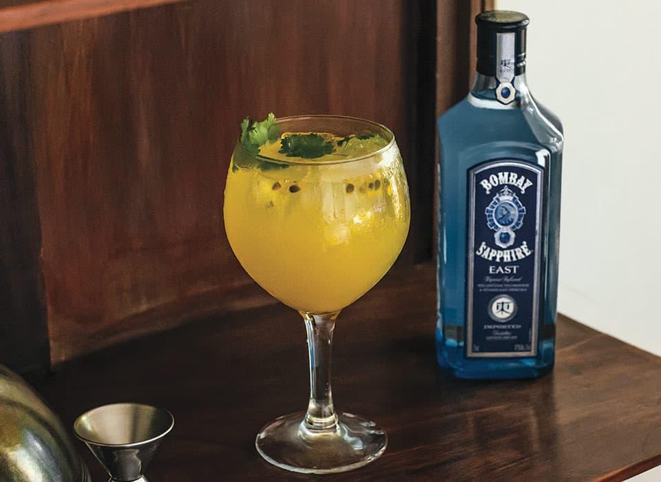 Cocteles de temporada - Bombay Sapphire
