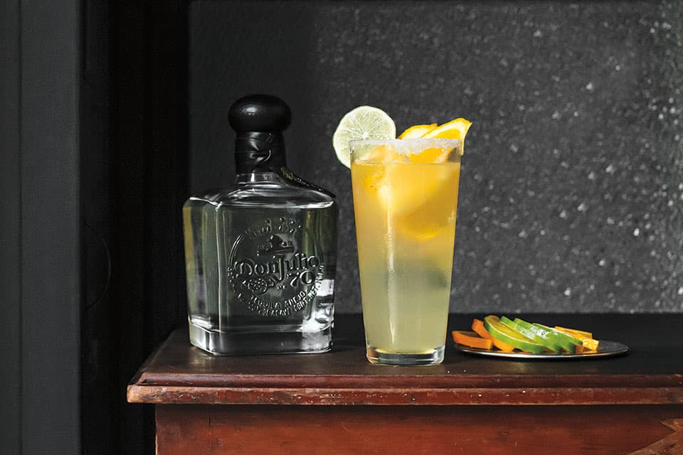 Cocteles de temporada - Tequila Don Julio