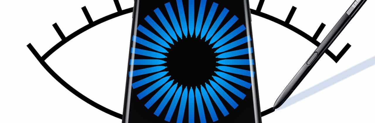 Portada Galaxy Note 7