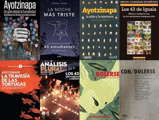 libros sobre ayotzinapa