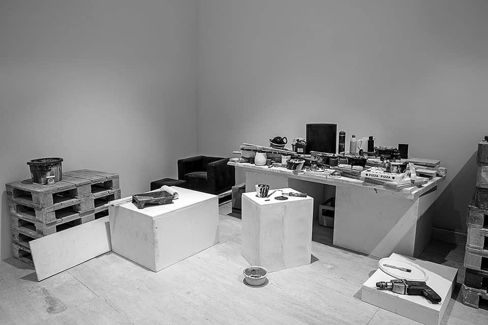Instalación de Fischli y Weiss