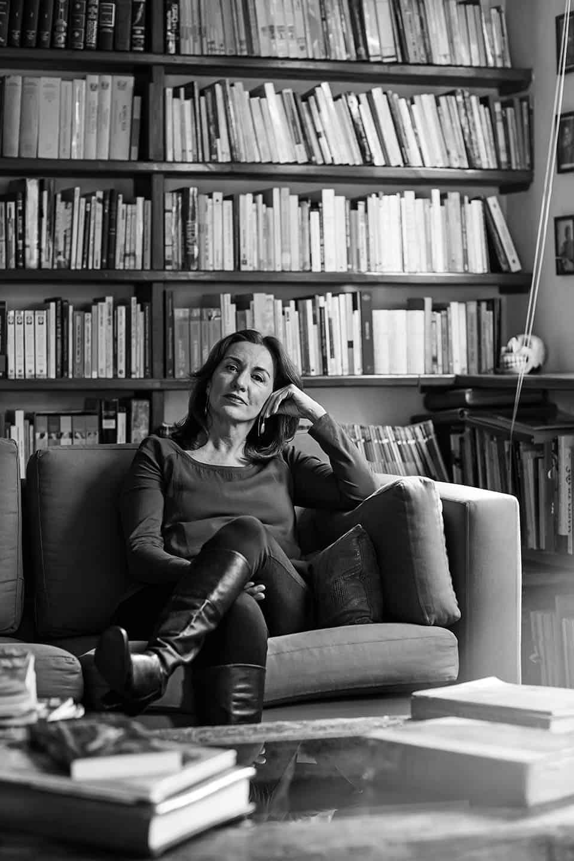 Rosa Beltrán, retrato
