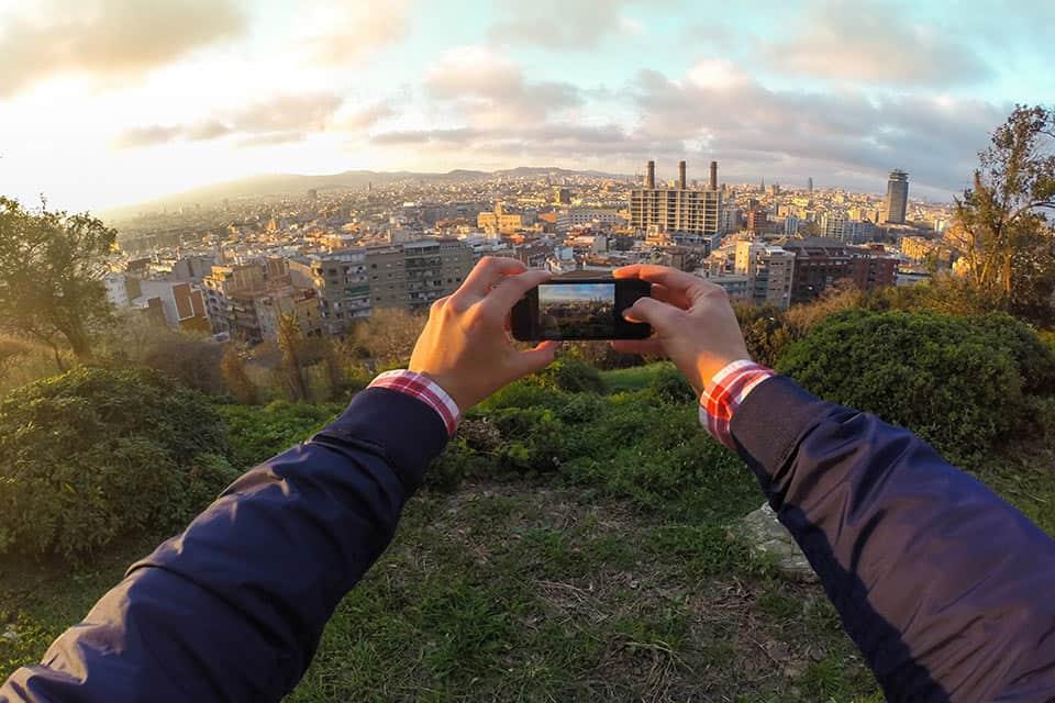 Smartphone para fotos