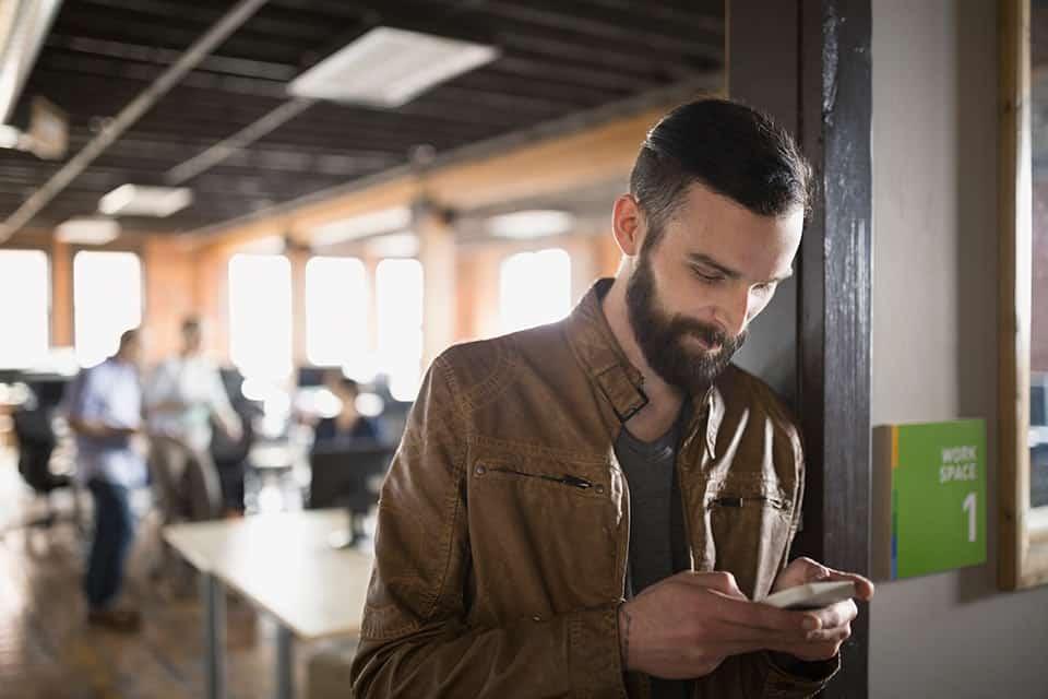 Smartphone para negocios
