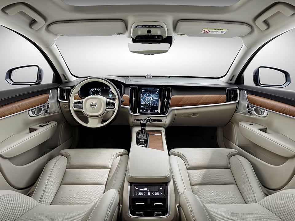 Cabina Volvo S90