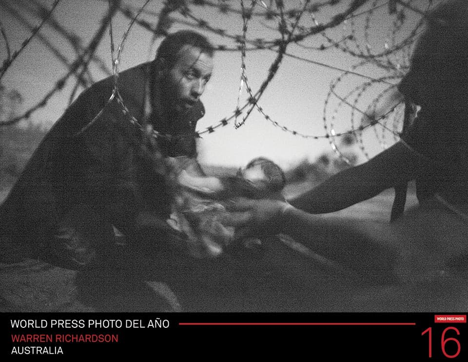 World Press Photo - Warren Richardson