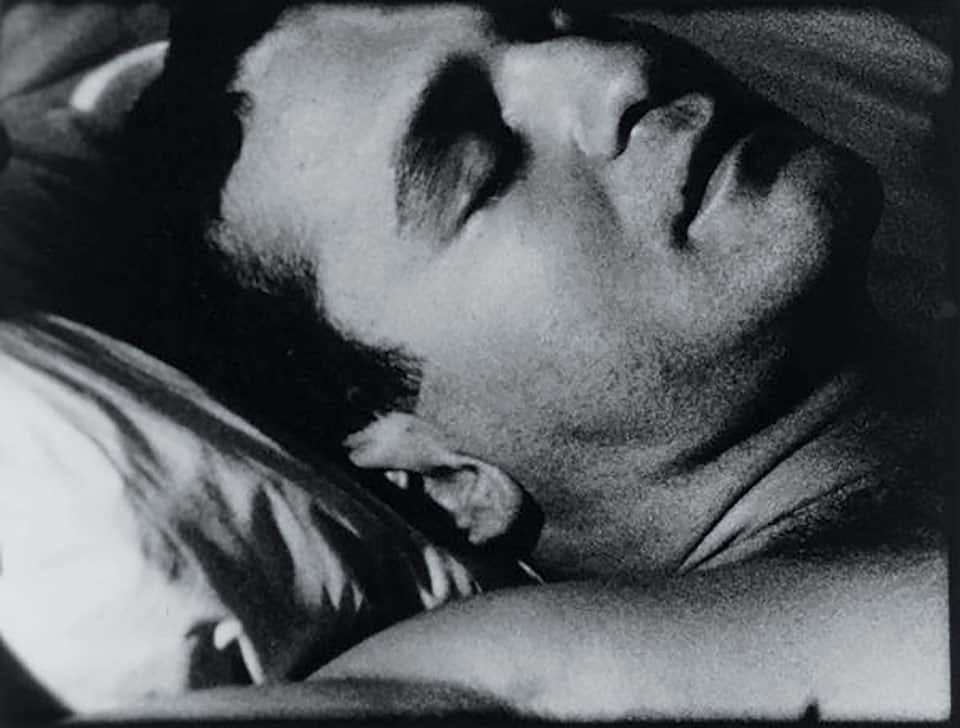 Sleep, Andy Warhol