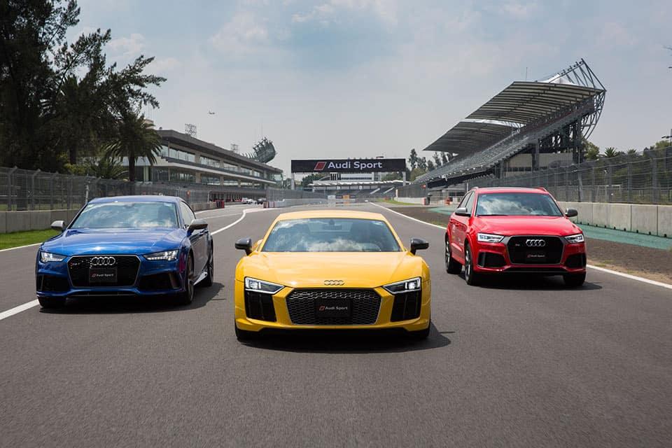 Audi Sport en el Autódromo