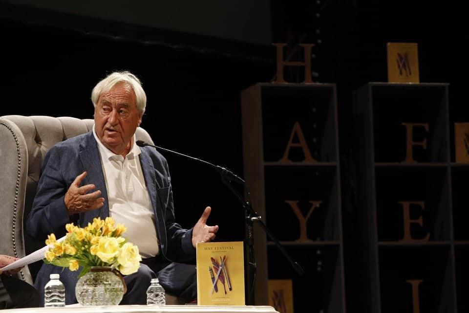 Cees Nooteboom en el Hay Festival Querétaro
