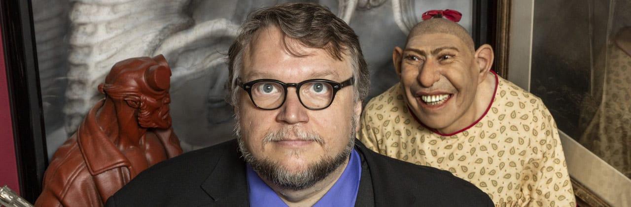 Guillermo del Toro en LACMA, portada