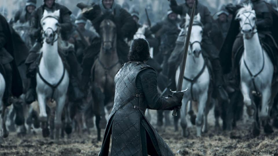 """""""Game of Thrones"""" - """"Battle of the Bastards"""""""