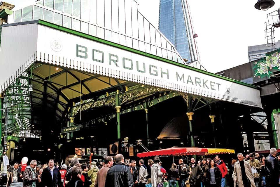 Borough Market, Londres