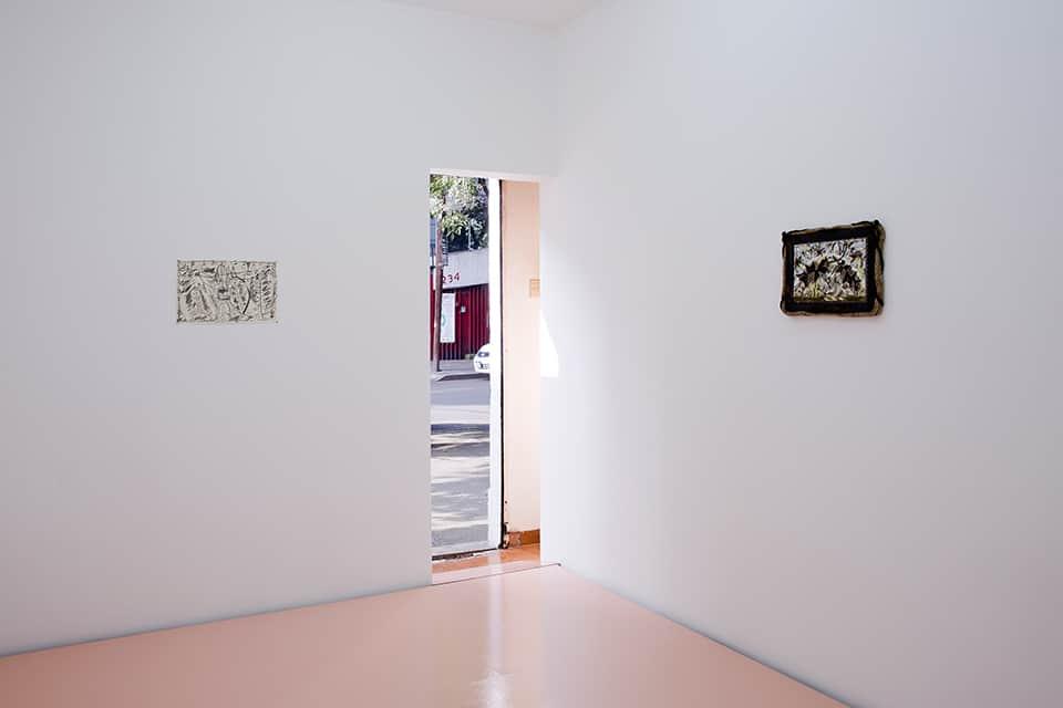 Interior Lulu galería.