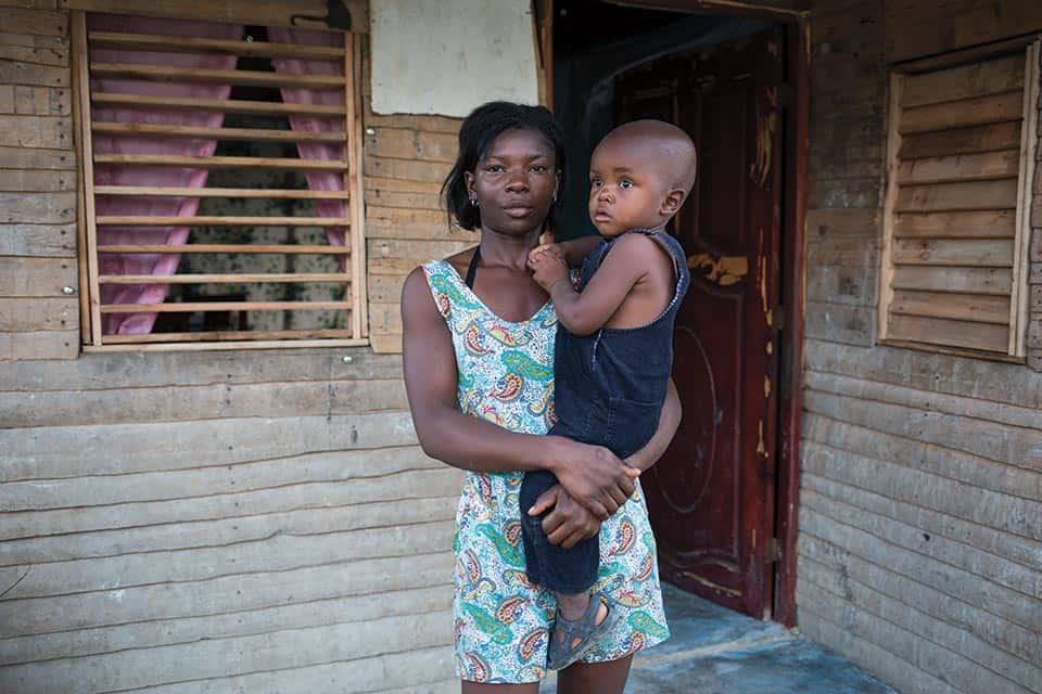 República Dominicana, madre