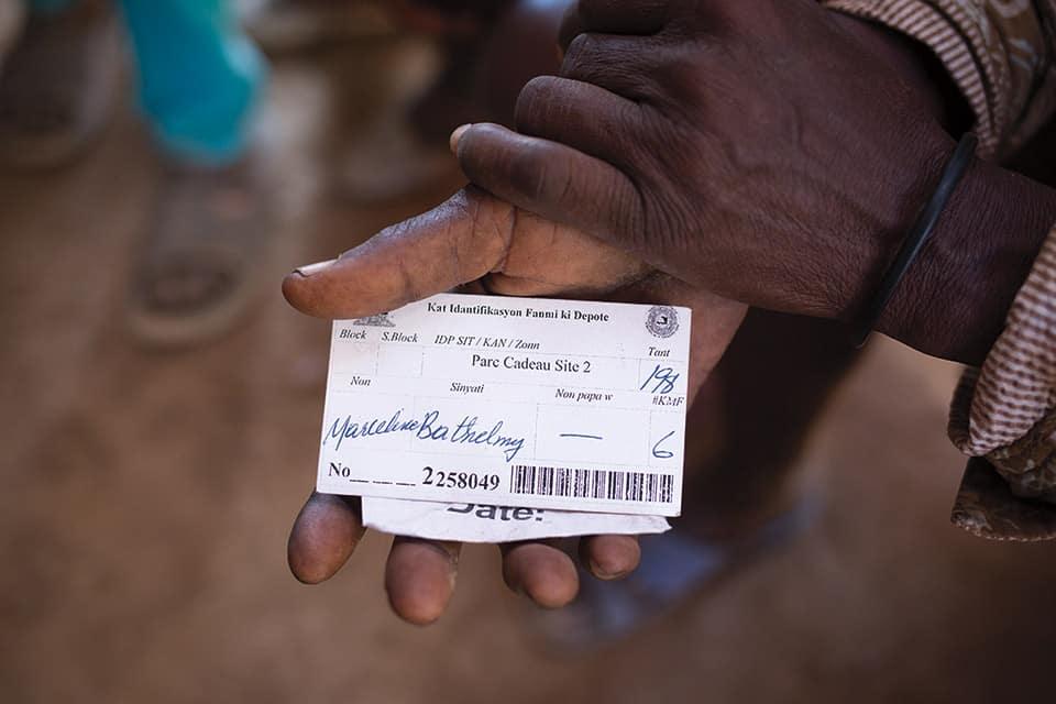 Identificación, República Dominicana
