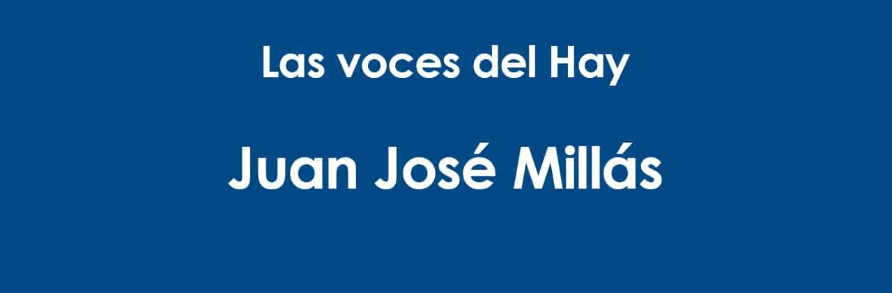 Portadilla Juan José Millás