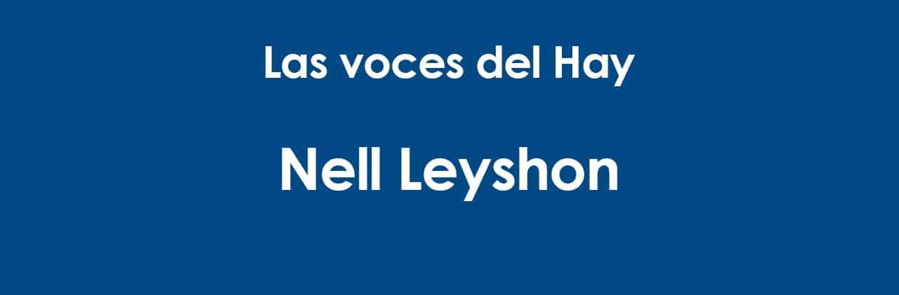 Portadilla Nell Leyshon