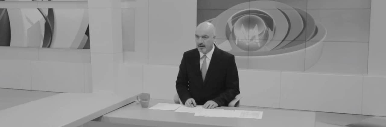 Carlos Puig en Milenio TV