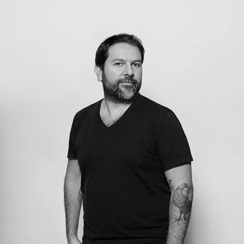 Enrique Olvera retrato