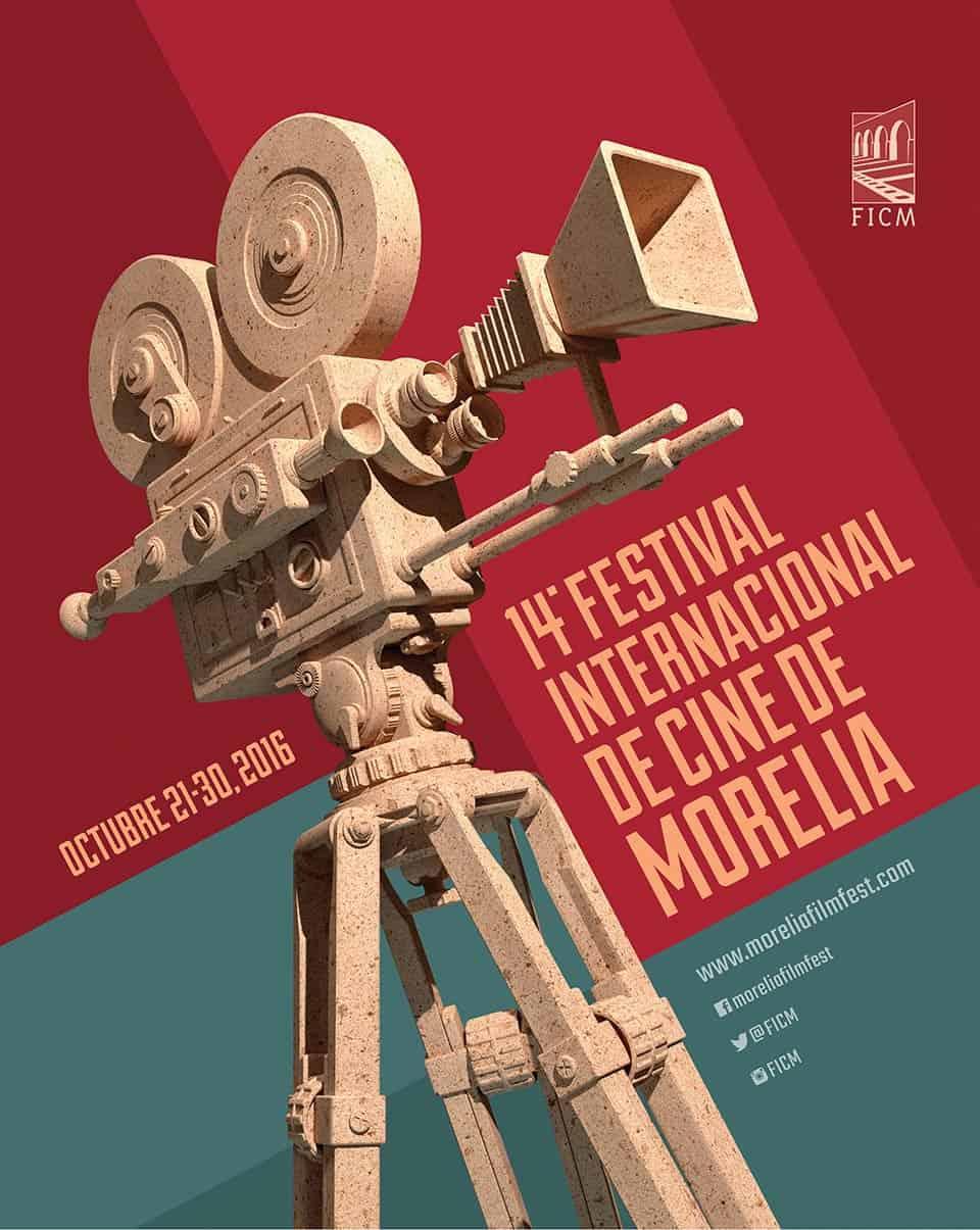 cartel Festival Internacional de Cine de Morelia 14
