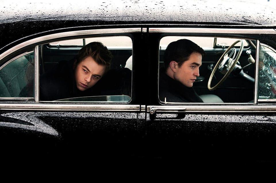 Dane DeHaan y Robert Pattinson