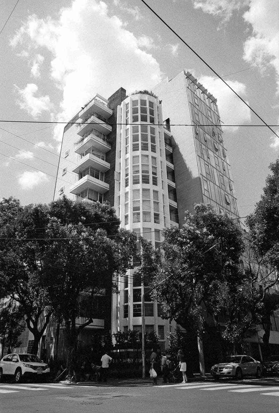 Edificio Río Balsas 37