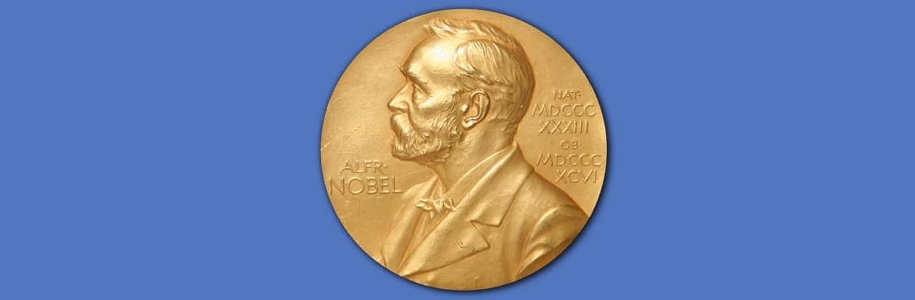 Premio Nobel medalla