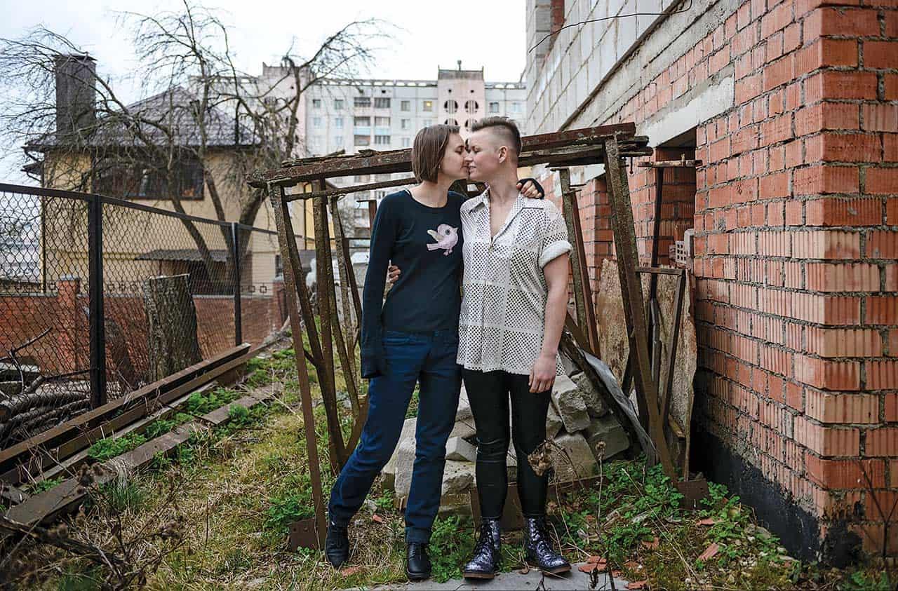 Bielorrusia, Gay rights