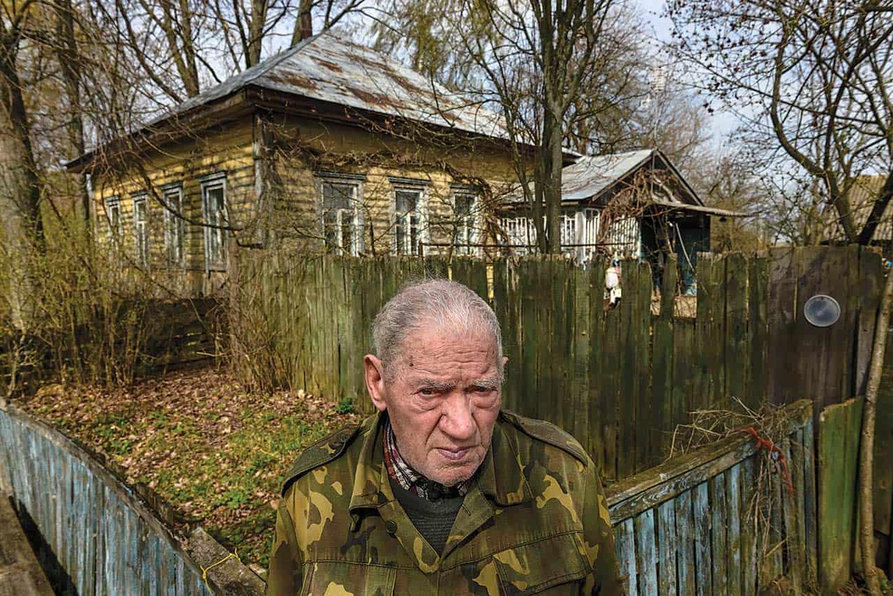 Bielorrusia, radiación