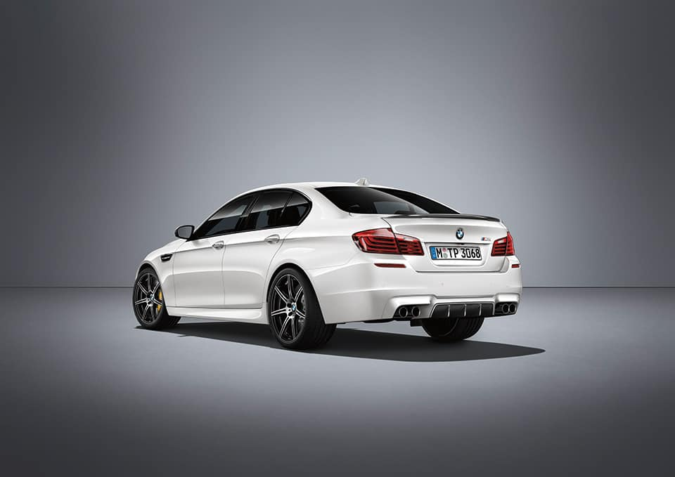 BMW: M5 Competition Edition