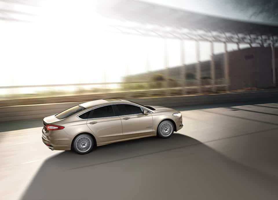 FORD: Fusion