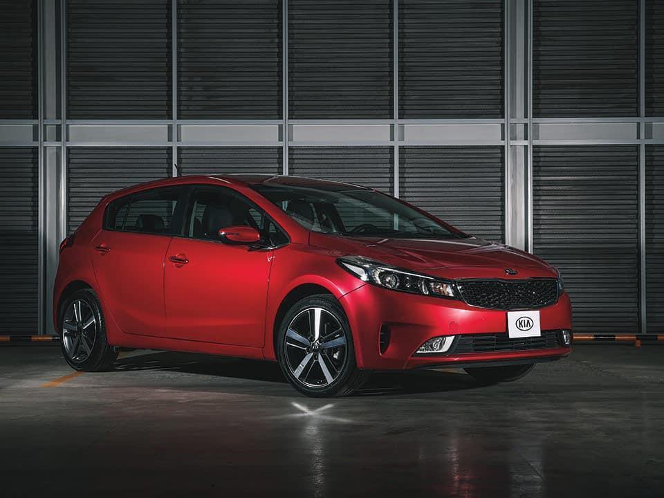 KIA: Forte Hatchback