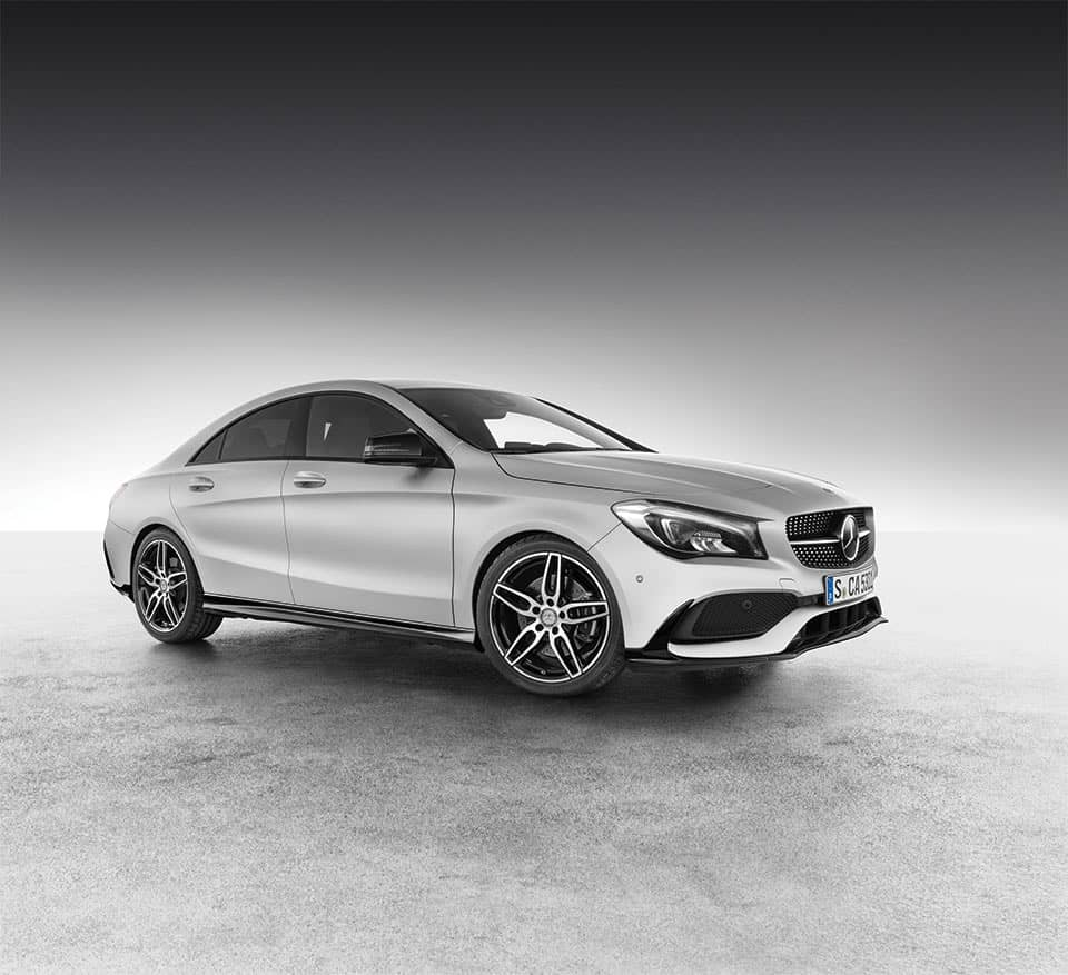 MERCEDES BENZ: CLA