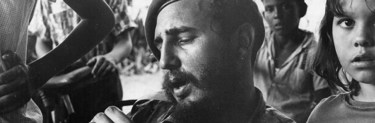 Fidel Castro portada