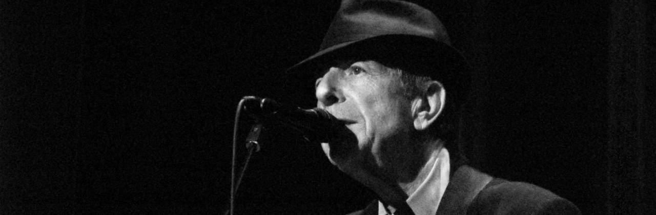 Portadilla Leonard Cohen