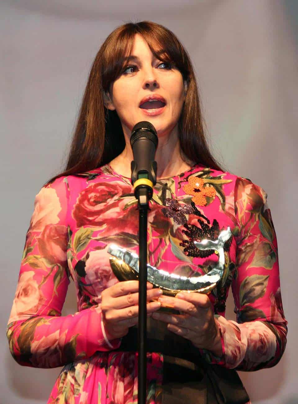 Monica Bellucci - Clausura Cabos Film Fest