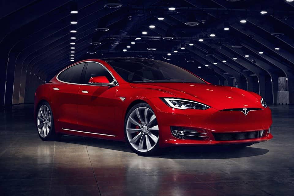 Vehículo autónomo: Tesla Modelo S