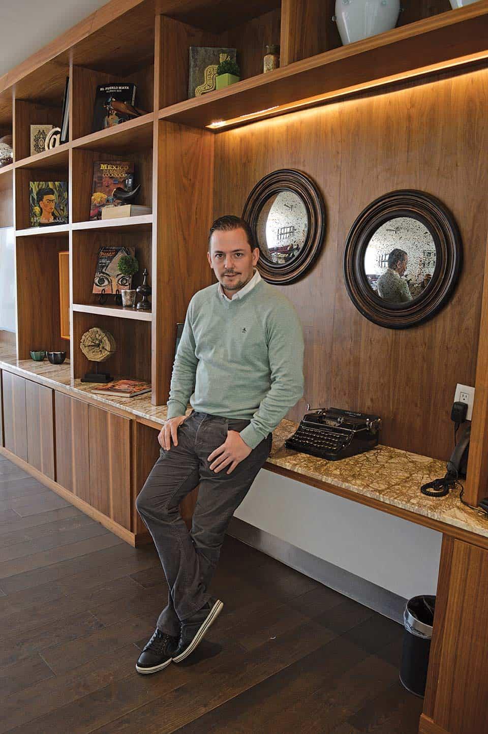 Ricardo Humphrey, director de MINI en México.