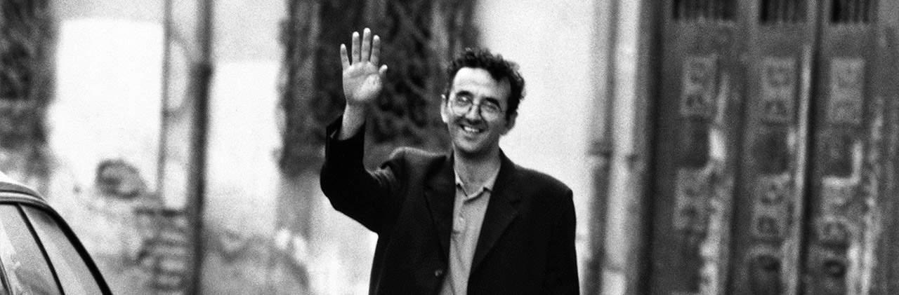 Roberto Bolaño, portada