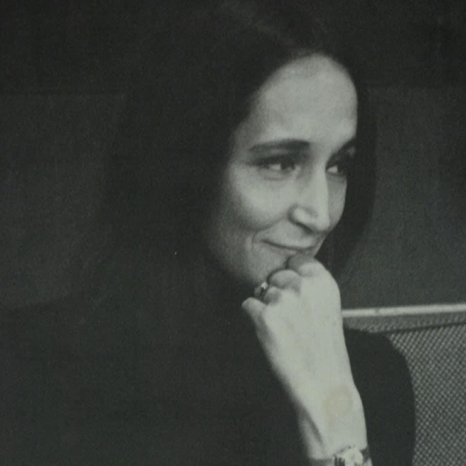 Retrato de Gloria Contreras