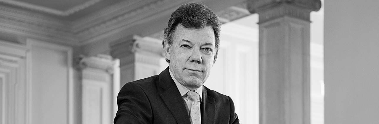 Portada Juan Manuel Santos