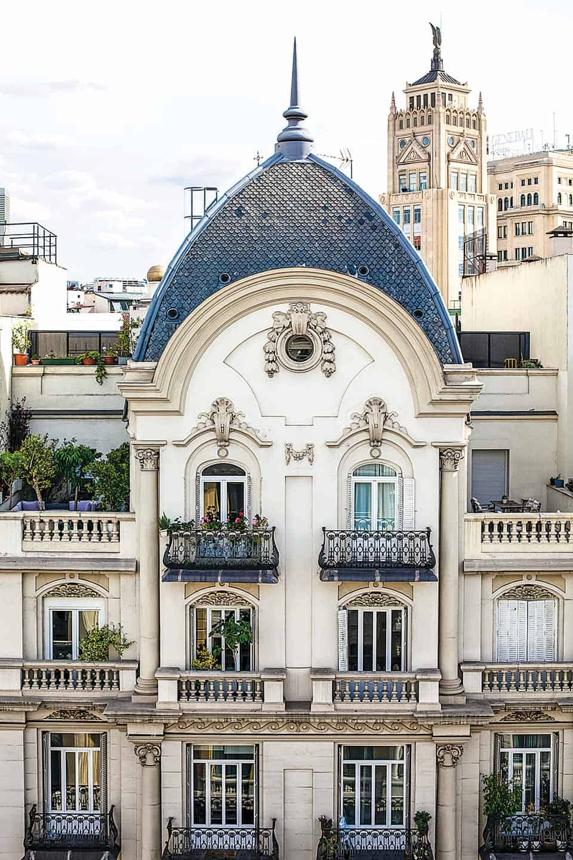 Arquitectura de Madrid.