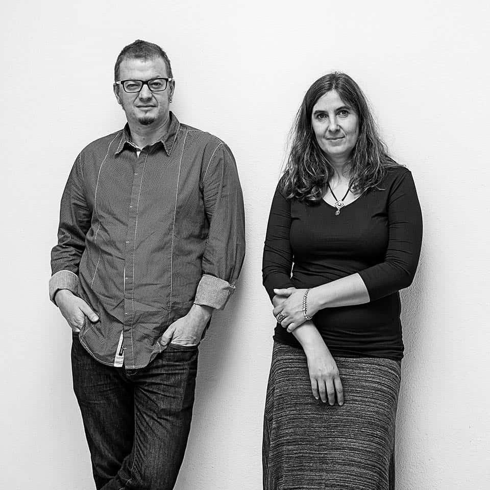 Rodrigo Plá y Laura Santullo