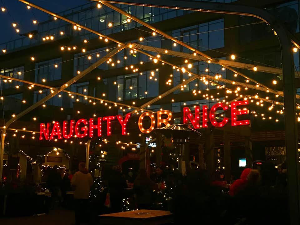 Mercado de Navidad en Toronto