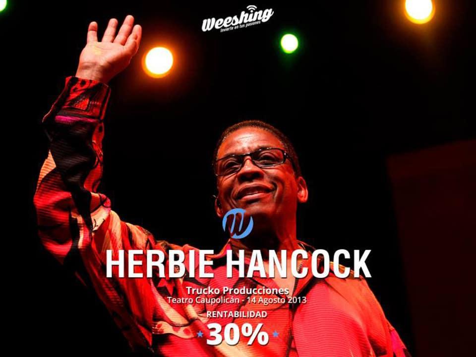Herbie Hancock, Weeshing