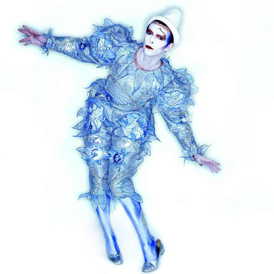 Bowie por Brian Duffy